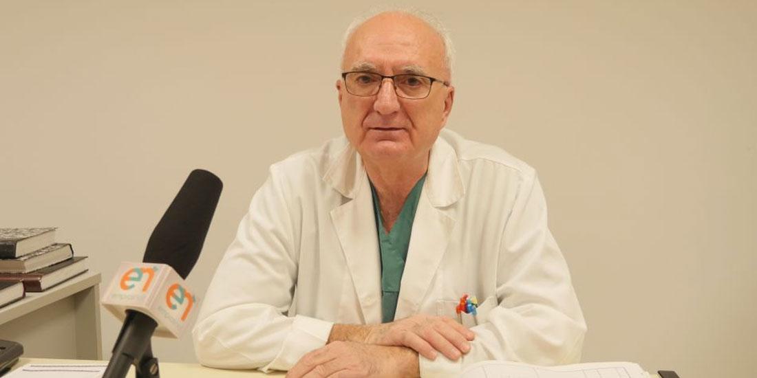 Παν. Προβέτζας, πρόεδρος Ιατρικού Συλλόγου Λέσβου: Ευθύνη της πολιτείας να καθορίσει τα όρια ευθύνης ιατρού και φαρμακοποιού