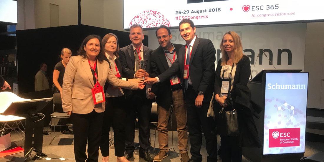 Σημαντική Ελληνική παρουσία στο Καρδιολογικό Συνέδριο του Μονάχου
