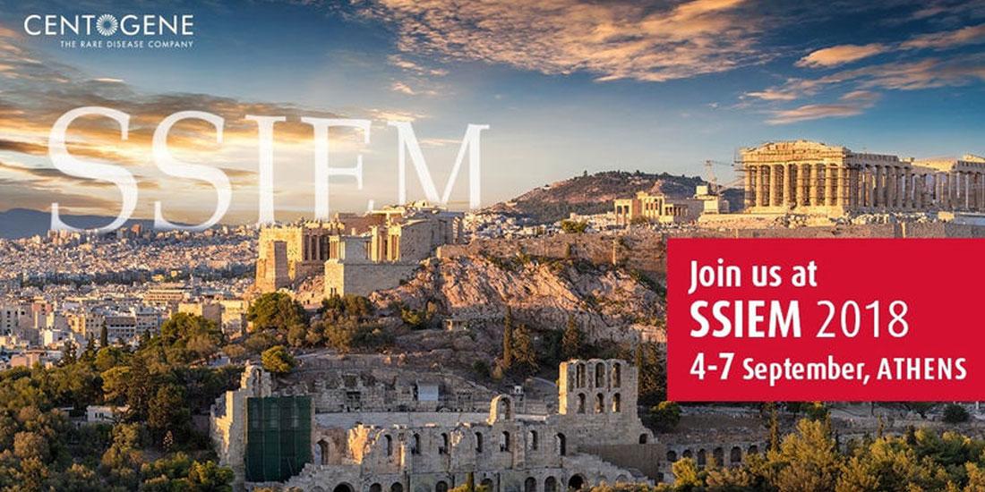 H Sanofi Genzyme συμμετέχει στο διεθνές Συνέδριο SSIEM 2018 στην Αθήνα που αρχίζει σήμερα