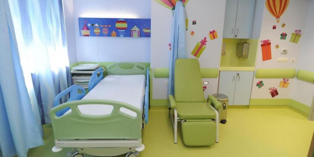 Θέμα χρόνου η έναρξη της οικοδόμησης του Παιδιατρικού Νοσοκομείου στη Β. Ελλάδα