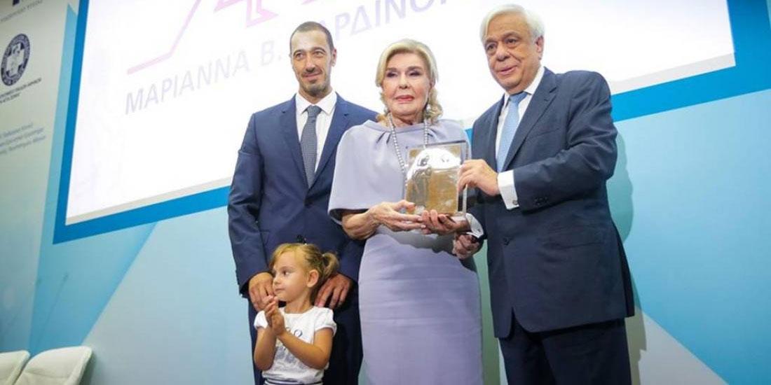 Ο Πρόεδρος της Δημοκρατίας, Πρ. Παυλόπουλος σε εκδήλωση του Συλλόγου Φίλων Παιδιών με Καρκίνο «Η ΕΛΠΙΔΑ»