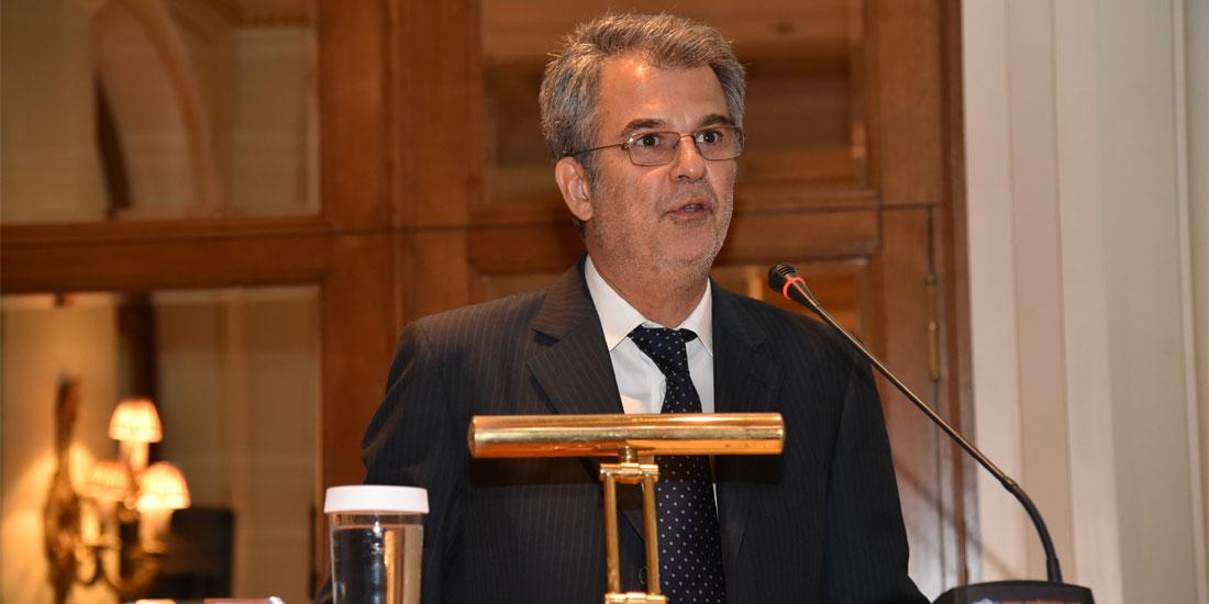 Θανάσης Μουχτής, Γενικός Διευθυντής Ομίλου ΠΕΙΦΑΣΥΝ «Εκατοντάδες είδη προϊόντων φαρμακείου στην Ελλάδα του 2018 χωρίς barcode»