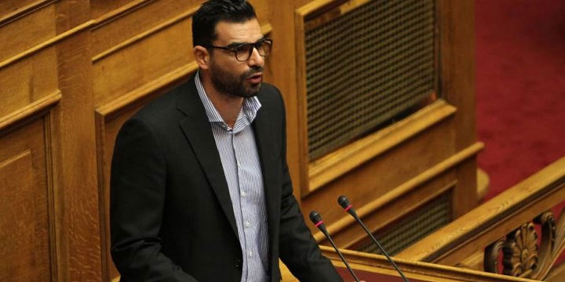 Στο Νοσοκομείο Καλαμάτας ο βουλευτής Μεσσηνίας του ΣΥΡΙΖΑ, Πέτρος Κωνσταντινέας