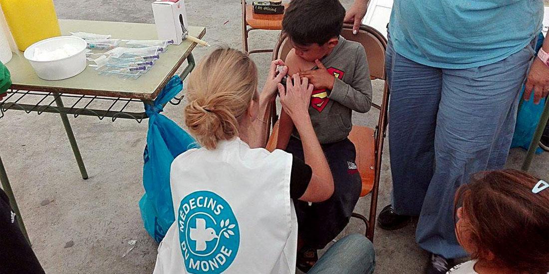 Υπ. Υγείας: Κίνητρα σε γιατρούς και οδοντιάτρους που εργάζονται σε εγκαταστάσεις προσφύγων