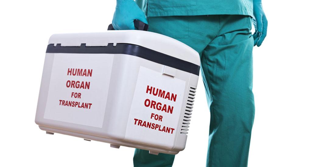 «Αερογέφυρα ζωής» για τη μεταφορά οργάνων για μεταμόσχευση, από το Αχιλλοπούλειο Νοσοκομείο