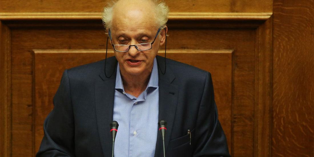 Νέα οπτική στα σκάνδαλα Υγείας μετά τα δύο πορίσματα «καταπέλτης», δήλωσε ο βουλευτής ΣΥΡΙΖΑ Σπ. Λάππας