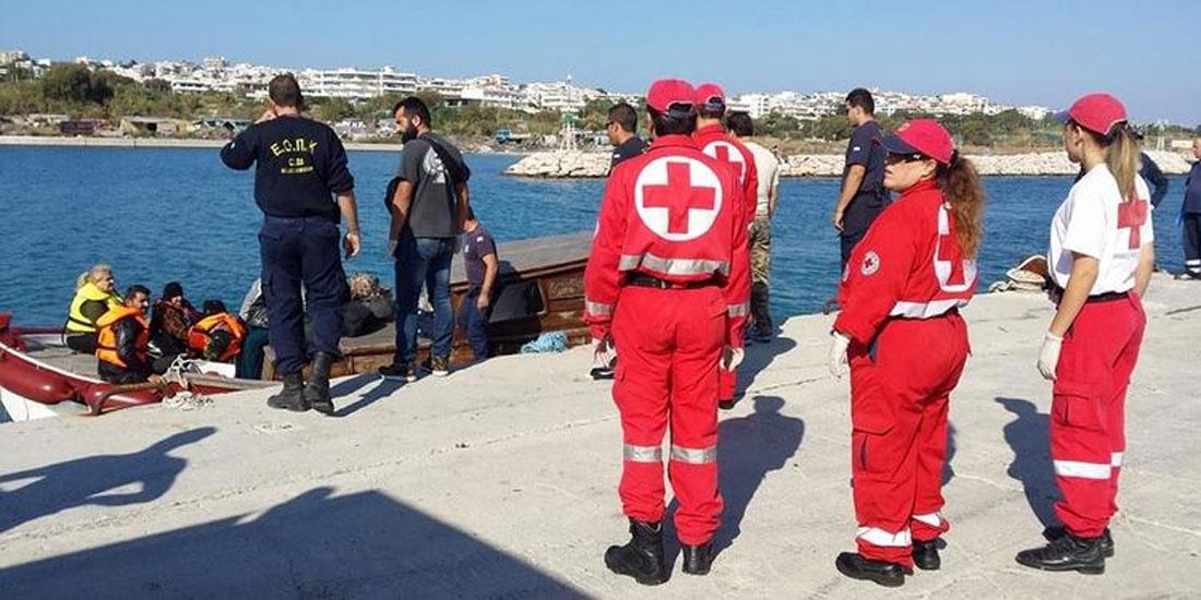 Επιχείρηση διάσωσης για τον Ελληνικό Ερυθρό Σταυρό