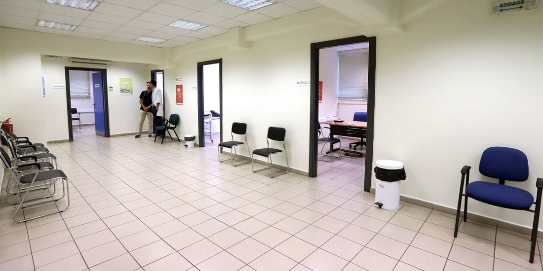 Διευρυμένο ωράριο από σήμερα σε 10 κέντρα Υγείας στην Αθήνα