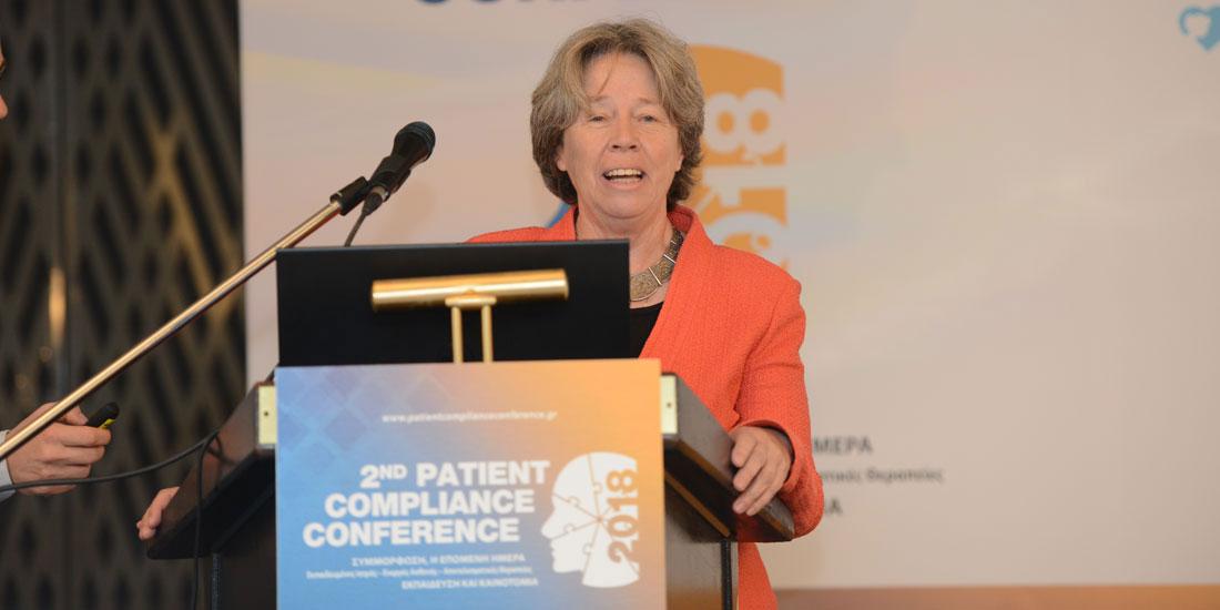 Α.Λινού: Ανύπαρκτη είναι η εκπαίδευση των ιατρών σε θέματα επικοινωνίας της υγείας