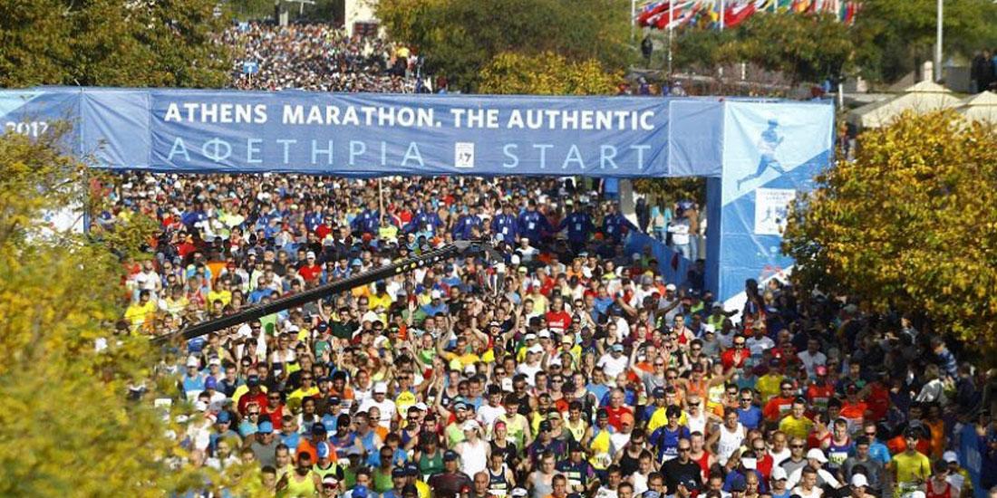 Με ηχηρό μήνυμα υγείας η συμμετοχή της Ελληνικής Πνευμονολογικής Εταιρείας στον 36ο Αυθεντικό Μαραθώνιο της Αθήνας