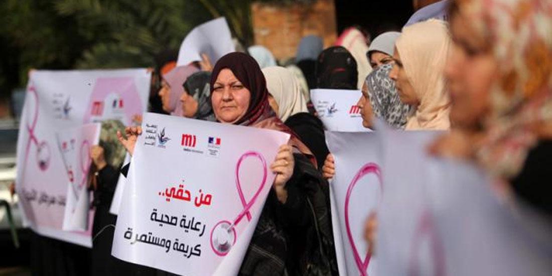 Επιστολή 61 ευρωβουλευτών για την κατάσταση των γυναικών που πάσχουν από καρκίνο στη Λωρίδα της Γάζας