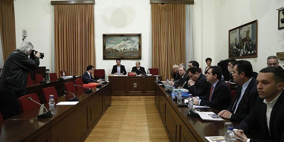 Ραγδαίες οι εξελίξεις για το πόρισμα της Εξεταστικής Επιτροπής για την Υγεία