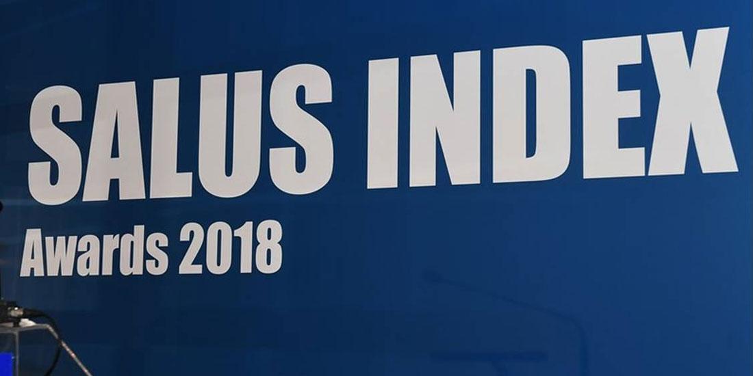 Η διάκριση Επιχειρηματικής Αριστείας «Salus Index 2018» στη Janssen Ελλάδος