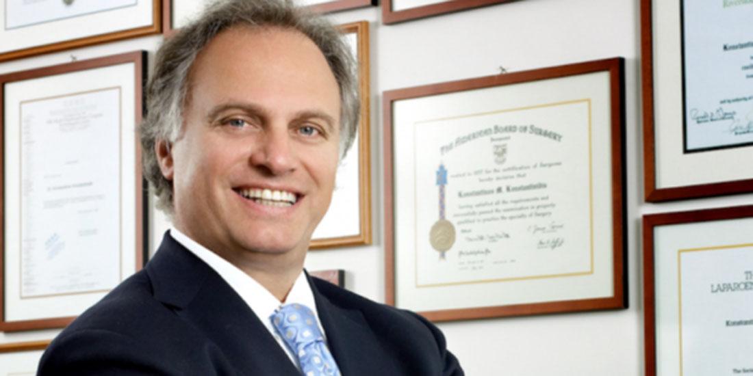 Παμψηφεί επανεκλογή του δρ. Κων. Κωνσταντινίδη  ως γραμματέας της Διεθνούς Εταιρείας Ρομποτικής Χειρουργικής