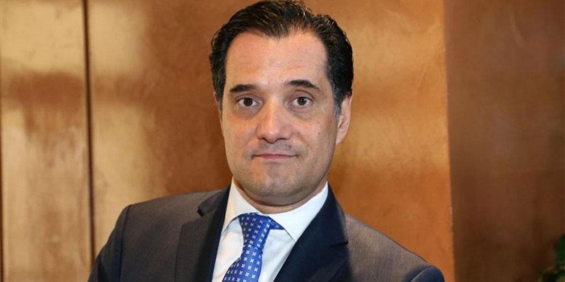 Αγωγή κατά της πολυεθνικής φαρμακευτικής Novartis κατέθεσε ο Άδωνις Γεωργιάδης