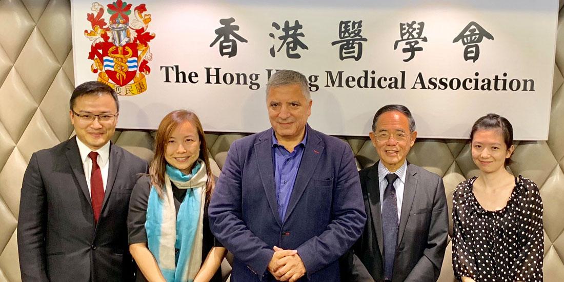 Επίσκεψη του προέδρου του ΙΣΑ στην Κίνα