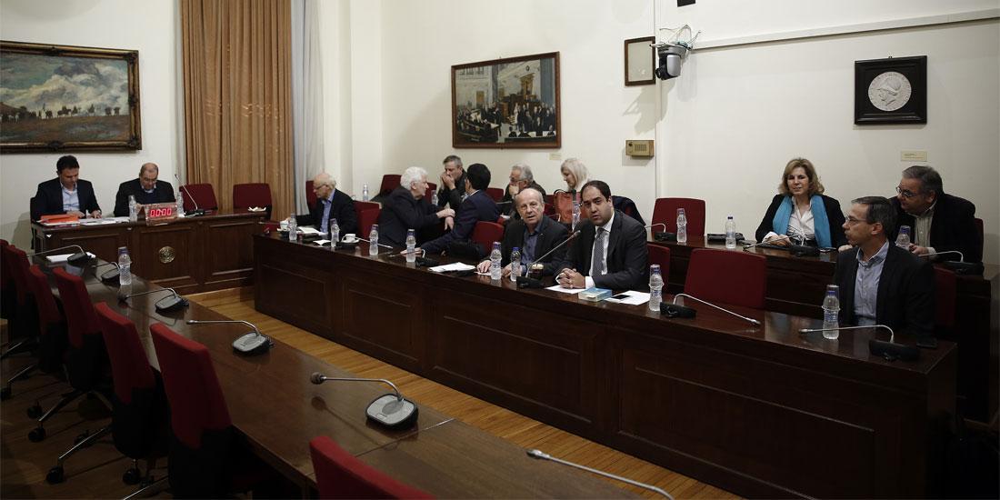 Παράταση εργασιών αποφάσισε η Εξεταστική Επιτροπή για την Υγεία