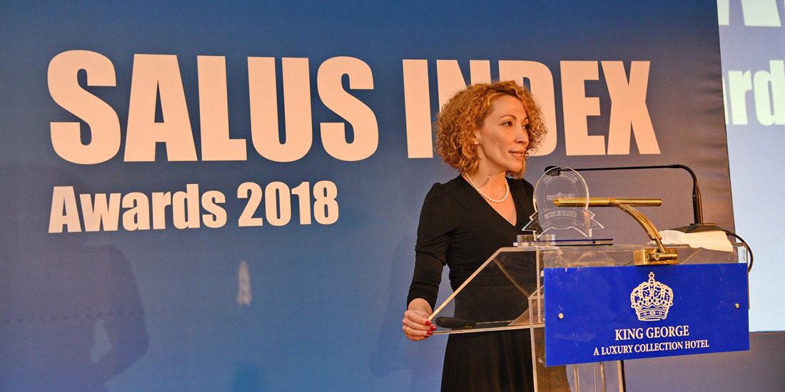 Διάκριση της Roche Hellas για την επένδυσή της στην καινοτομία στα Βραβεία Επιχειρηματικής Αριστείας Salus Index 2018