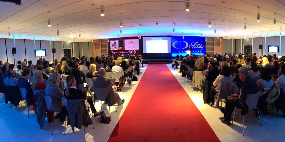 4η διοργάνωση των Diabetes Congress Highlights
