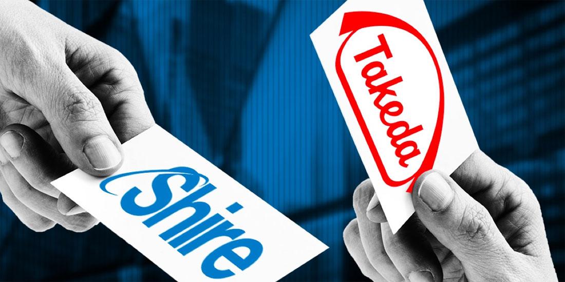 Έγκριση από τους μετόχους της Takeda για εξαγορά της Shire με τίμημα 62 δις δολάρια