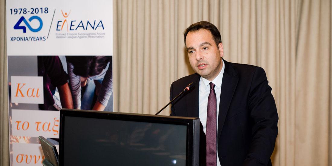 Από κοινού αγώνας φαρμακοποιών και Ελληνικής Εταιρείας Αντιρευματικού Αγώνα για να σταματήσει η παράνομη διακίνηση φαρμάκων μέσω courier