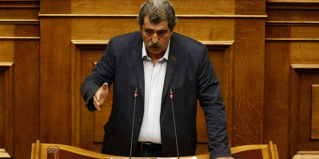 Ο Π. Πολάκης αποκάλυψε τον ένα προστατευόμενο μάρτυρα της υπόθεσης Novartis