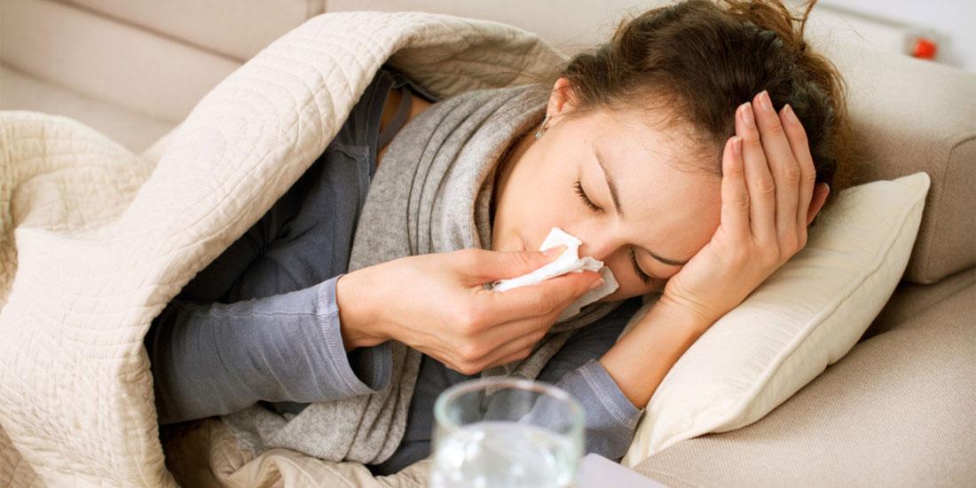 Μικρή αύξηση των κρουσμάτων γρίπης στη χώρα