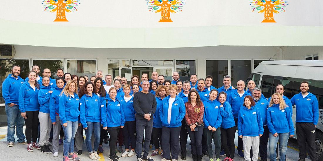 Προσφορά αγάπης σε Ιδρύματα για παιδιά από τους εργαζόμενους της Pfizer Hellas