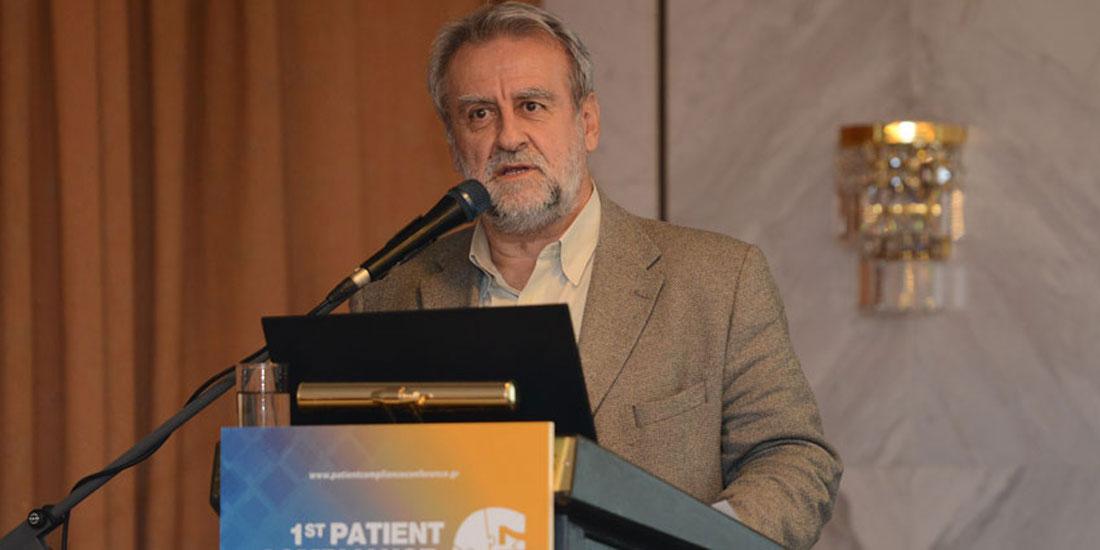 Π. Γεωργακόπουλος: «Τη δαπάνη υγείας την προκαλούν αυτοί που συνταγογραφούν»