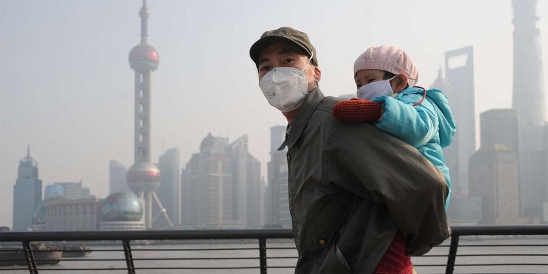 Κίνα: Θα μπορούσε να αυξηθεί το προσδόκιμο ζωής στη χώρα εάν πληρούνταν τα πρότυπα για την ατμοσφαιρική ρύπανση